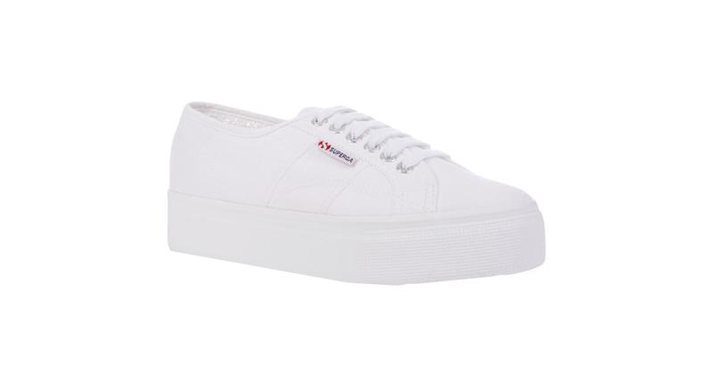 2790 Linea Up Down wedged trainers