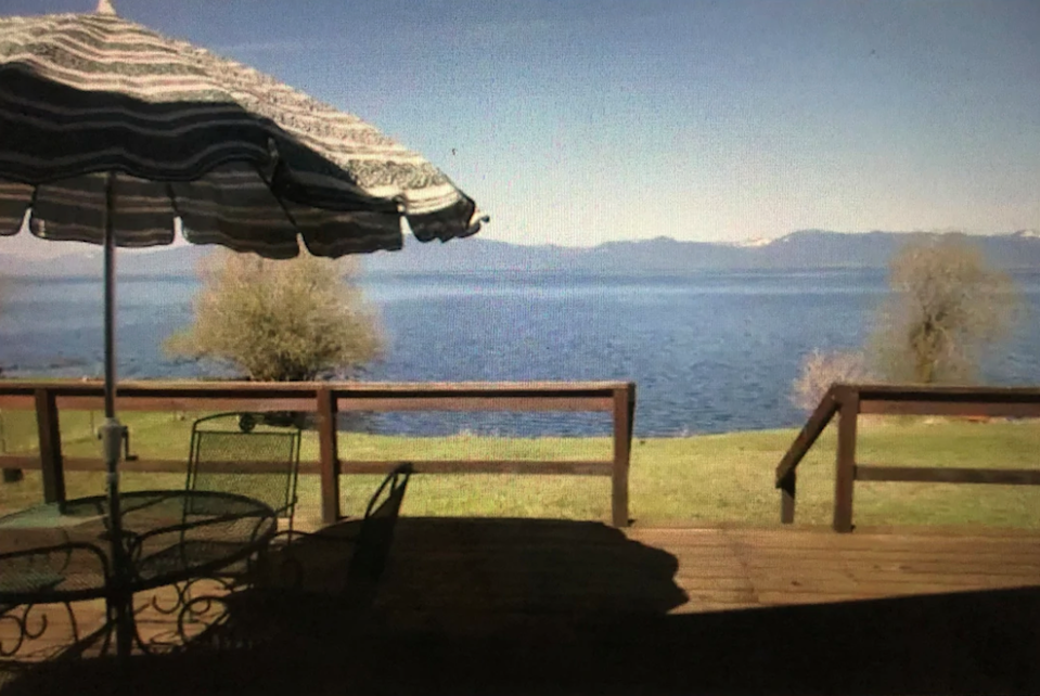 """<h2>Crater Lake, Oregon</h2><br><strong>Location</strong>: Chiloquin, Oregon<br><strong>Sleeps</strong>: 6<br><strong>Price Per Night</strong>: <a href=""""https://airbnb.pvxt.net/jWeMJP"""" rel=""""nofollow noopener"""" target=""""_blank"""" data-ylk=""""slk:$399"""" class=""""link rapid-noclick-resp"""">$399</a><br><br>""""Cozy lakefront home nestled on Agency Lake, 30 minutes from Crater Lake. Up to six [guests], kids and pets free, and no fees. Fully stocked kitchen and soft linens and fluffy towels. Guests say, 'Stunning lake and wilderness views' and 'cozy stay.'""""<br><br><h3>Book <a href=""""https://airbnb.pvxt.net/jWeMJP"""" rel=""""nofollow noopener"""" target=""""_blank"""" data-ylk=""""slk:Lakefront Haven"""" class=""""link rapid-noclick-resp"""">Lakefront Haven</a></h3>"""