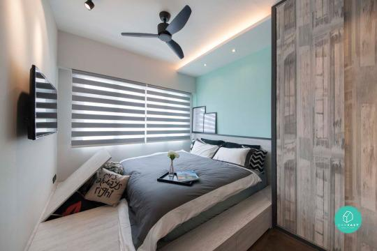 12 Must See Ideas On 4 Room 5 Room Hdb Renovation