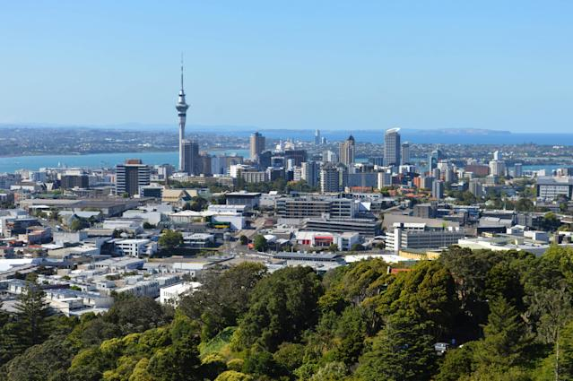 <p>No. 6: Auckland, New Zealand<br>(Francisco Anzola/Flickr) </p>