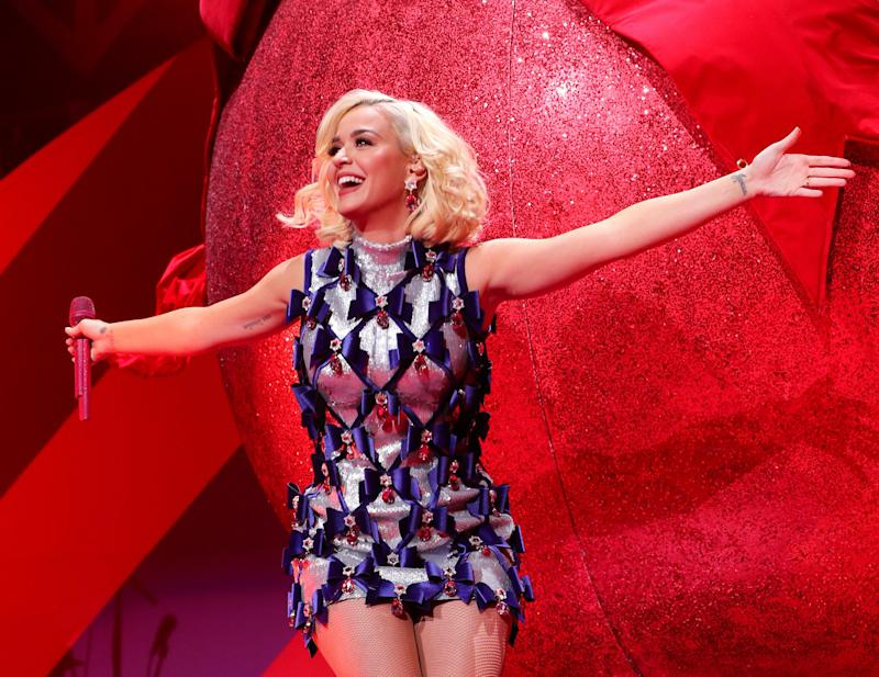 Katy Perry Opens Up About Experiencing Depression