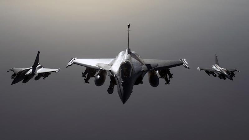 France has been involved in the US-led coalition air strikes in Iraq since September 2014