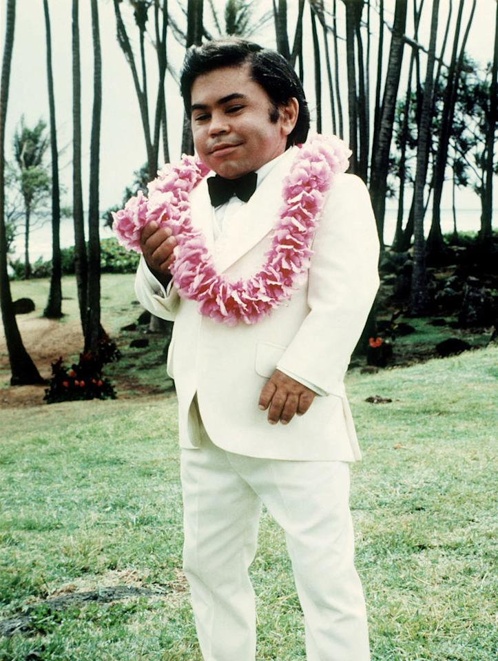 """Fantasy Island"" (1977-84): Tattoo may have been on the show mainly for comic relief, with his excited plane-spotting and go-kart driving, but it's telling that this show went off the air shortly after they fired Hervé Villechaize. Tattoo removal: not always a good idea."