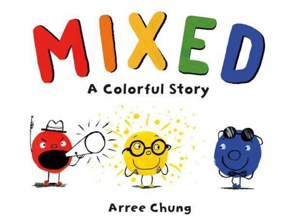 Mixed by Arree Chung (Photo: Barnes & Noble)
