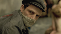 <p> László Nemes' Son of Saul is one of the more modern movies on this list. The camera never strays from leading character Saul Ausländer, played with wonderful pathos by Géza Röhrig, as he searches for his son in a concentration camp. The horrors of the Auschwitz concentration camp are vivid, disturbing, and upsetting. Indeed, watching Son of Saul makes for a draining yet necessary experience. No wonder, then, that it won Best Foreign Language Film at the Oscars. </p>