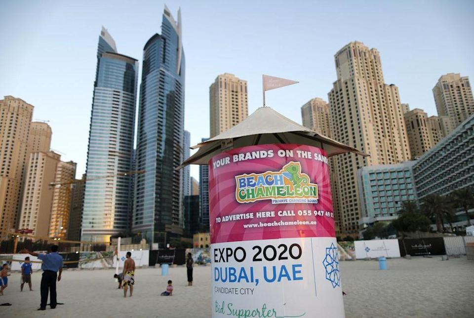 Malaysia, along with more than 190 countries, will be participating in Expo 2020 Dubai which will take place from October 1, 2021 to March 21, 2022. — Reuters pic