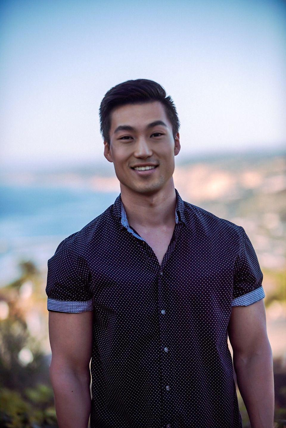 """<p>Bao is one of the oldest contestants on this season, but he definitely doesn't look it. He works in real estate and includes """"fitness, basketball, boxing, nutrition, animals"""" among his interests on his Insta bio.</p><p><strong>Age: 36</strong></p><p><strong>Hometown: Concord, NH</strong></p><p><strong>Instagram: <a href=""""https://www.instagram.com/baochowski/"""" rel=""""nofollow noopener"""" target=""""_blank"""" data-ylk=""""slk:@baochowski"""" class=""""link rapid-noclick-resp"""">@baochowski</a></strong></p>"""