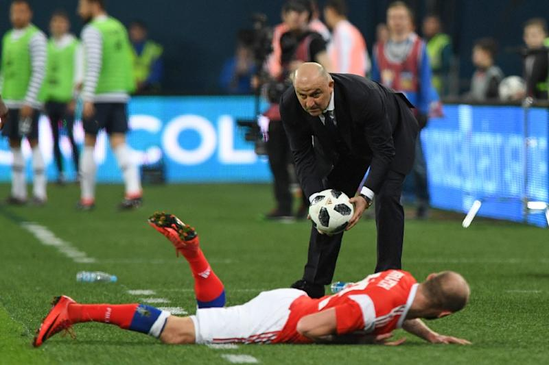 No British referee chosen for 2018 FIFA World Cup in Russian Federation