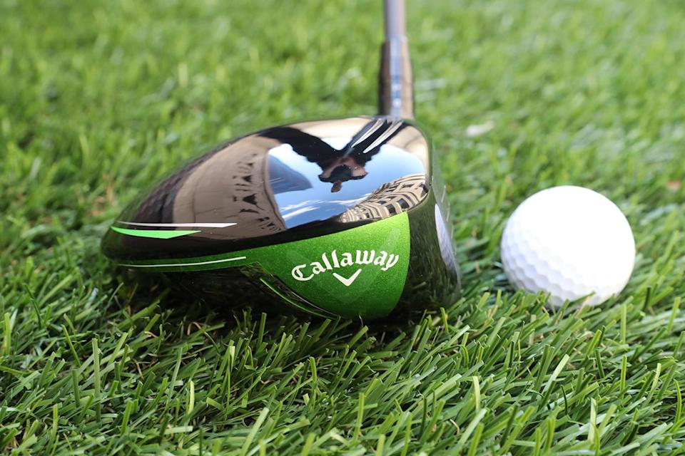 """<p>Callaway's latest driver represents a lot of technical improvements. But we'll just share an anecdote. Our brother, a hardworking father of three, was a beleaguered driver of the golf ball. Not terrible, but inconsistent, erratic. We gave him an Epic this spring and he steadily became a longer driver of the golf ball, a straighter driver of the golf ball, a more confident driver of the golf ball. True story. It's a beautiful club too, and the father in your life can custom-build it online. <a href=""""http://www.callawaygolf.com/golf-clubs/drivers/drivers-great-big-bertha-epic-2017.html"""" rel=""""nofollow noopener"""" target=""""_blank"""" data-ylk=""""slk:$499"""" class=""""link rapid-noclick-resp"""">$499</a> (Gordon Donovan/Yahoo News) </p>"""