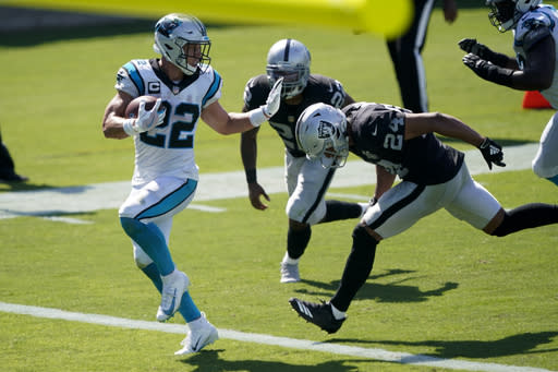 Panthers' offense shows promise, defense needs work