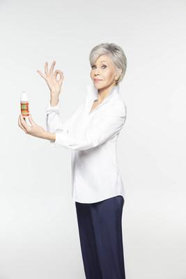 Jane Fonda for Uncle Bud's Campaign Photo - Photographed by John Russo