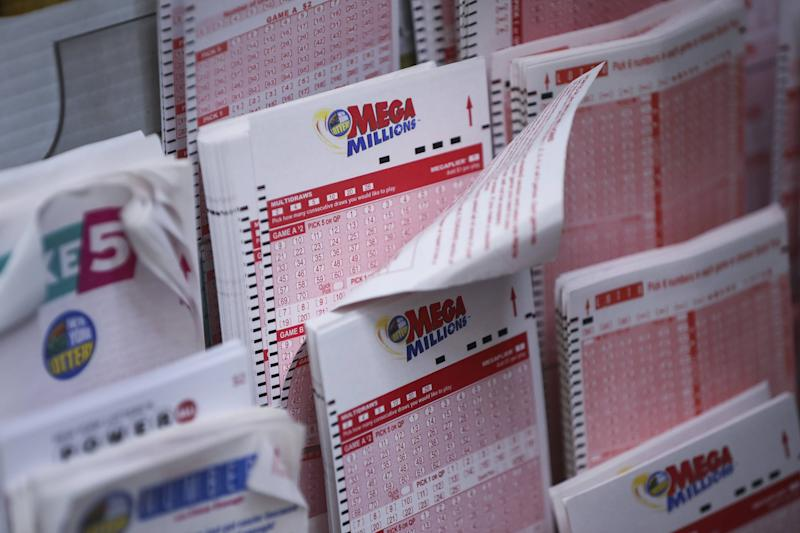 New Year's Day Mega Millions Jackpot Drawing Hits $415 Million