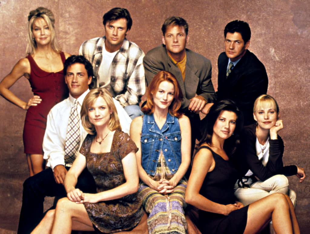 'Melrose Place': Where Are They Now?