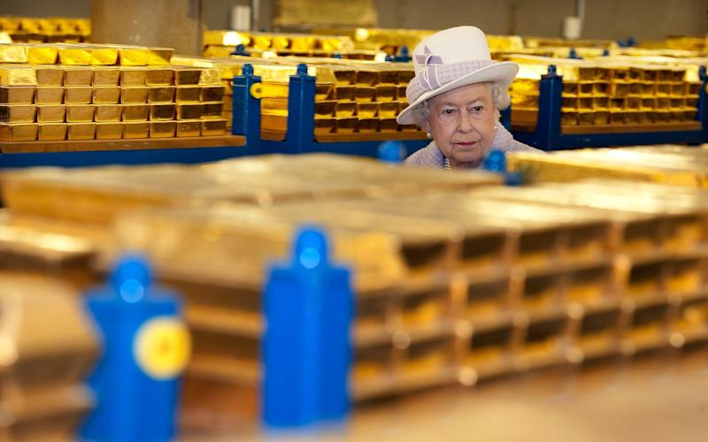 Gold prices have tumbled to their lowest since July - Eddie Mulholland