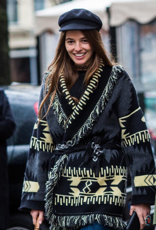 <p>The newest editor-turned- designer to obsess over – Alanui </p><p>Carlotta Oddi is the assistant to street style royalty/editor at large of Japan Vogue's Anna della Russo. Through the years, Oddi has built up quite a following of her own on social media with her very cool, laid back and effortless style – she layers and piles on jewelry, accessories and cardigans like no one can! So when Oddi and her brother Nicolò (just as gorgeous) decided to start their own label Alanui with a collection of Native American-inspired cardigans, the fashion world took a closer look! Luxurious and desirable, these unisex pieces are the epitome of luxe boho and when you have the Oddis as the face of the brand, its make you wish you too can look as cool as them! </p><p></p>