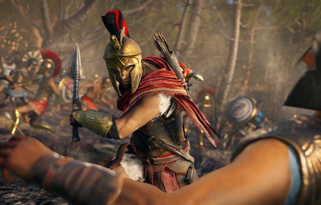 Jouez à Assassin's Creed Odyssey sur Google Chrome — Project Stream