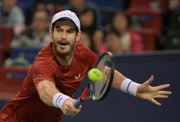 Andy Murray is gearing up for a return to top-level action