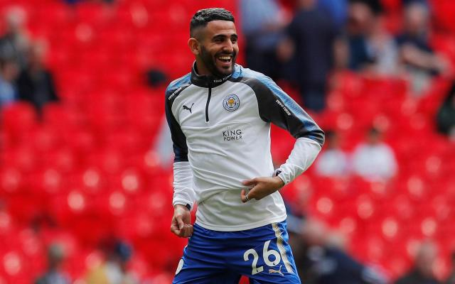 """Manchester City are in fresh talks with Leicester City about signing Algeria playmaker Riyad Mahrez as Pep Guardiola bids to strengthen his formidable attacking options this summer. The Premier League champions backed out of a move for Mahrez in January after refusing to meet Leicester City's demands for a package worth around £90 million but they have maintained their interest and remain hopeful of striking a deal. Mahrez, who had submitted a transfer request in January in a bid to force through a move, disappeared for nine days but later denied that he had gone Awol after failing to turn up for training. The 2016 PFA Player of the Year, who was central to Leicester's extraordinary title success two years ago, is valued at around £60 million although Leicester are also understood to want City's Patrick Roberts, the forward who has spent the past 18 months on loan at Celtic, in return. Negotiations for Mahrez are continuing but there have been reports of a deal being delayed by intermediary demands. """"We'd made our decisions from January in terms of what this squad needs this summer, so it will be business as usual,"""" Khaldoon al-Mubarak, the City chairman, said. """"We know the targets that Pep has identified, what he needs, and we will support him in the same way we have supported him since he joined us. How Pep Guardiola's Manchester City broke the Premier League record """"It's not going to be about numbers, it'll be about quality for us this year. We don't need six or seven. We need one or two additions of quality, high quality to support the squad."""" Guardiola is believed to have had two tiers of forward targets, with Chelsea's Eden Hazard and Kylian Mbappé, of Paris Saint-Germain, the dream acquisitions, but Mahrez is considered more attainable and still of the requisite quality. The recruitment of a midfielder is also a priority and Jorginho is hoping Napoli do not attempt to price him out of a move, with the Italy international having set his heart on a transfer to """
