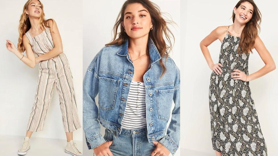 Old Navy's latest sale is here!