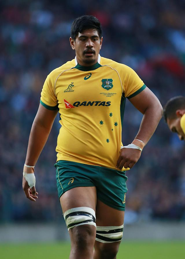 <span>Australia international Will Skelton has rejoined Saracens on a two-year deal</span> <span>Credit: PA Images </span>