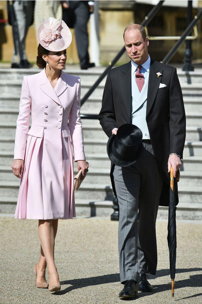 Kate Middleton and Prince William | DOMINIC LIPINSKI/AFP/Getty
