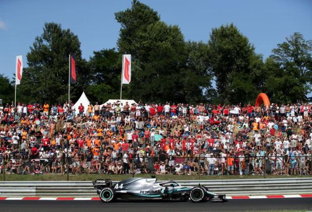 FILE PHOTO: Hungarian Grand Prix