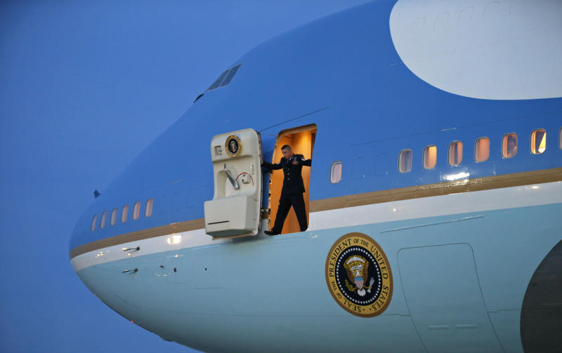 The Soaring Cost of Trump's Air Force One