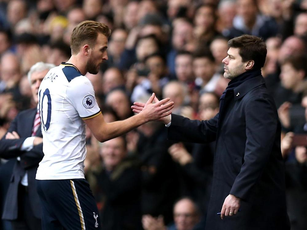 Pochettino also wanted to praise Daniel Levy (Getty)