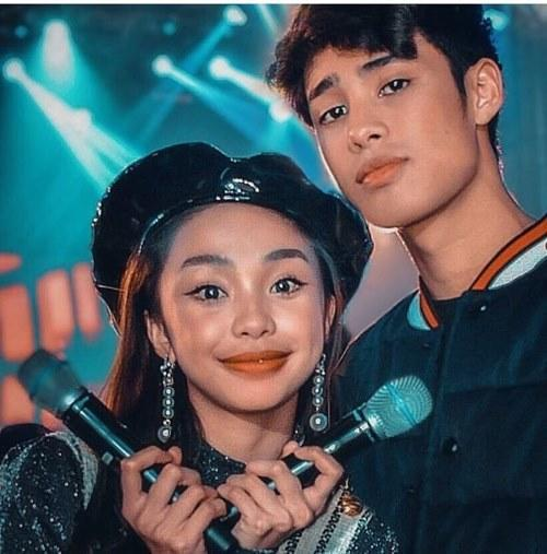 Maymay stresses that Donny and her are not together