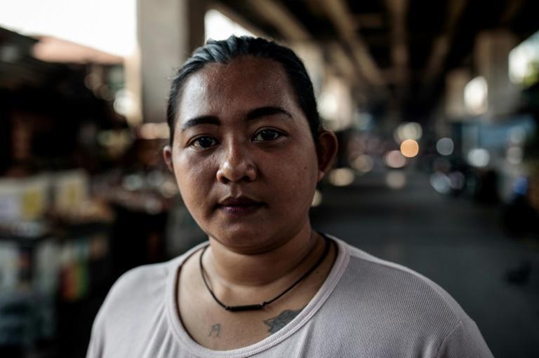 Former addict Jum used meth pills becuase it gave her increased strength to do heavy manual labour