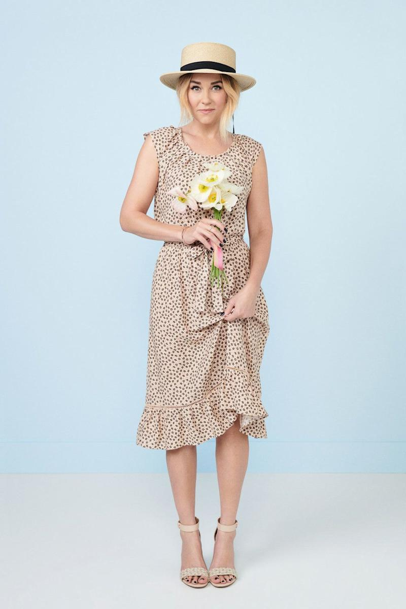 ddeb581e1d Lauren Conrad launches her new spring summer LC Lauren Conrad collection  with Kohl s. (