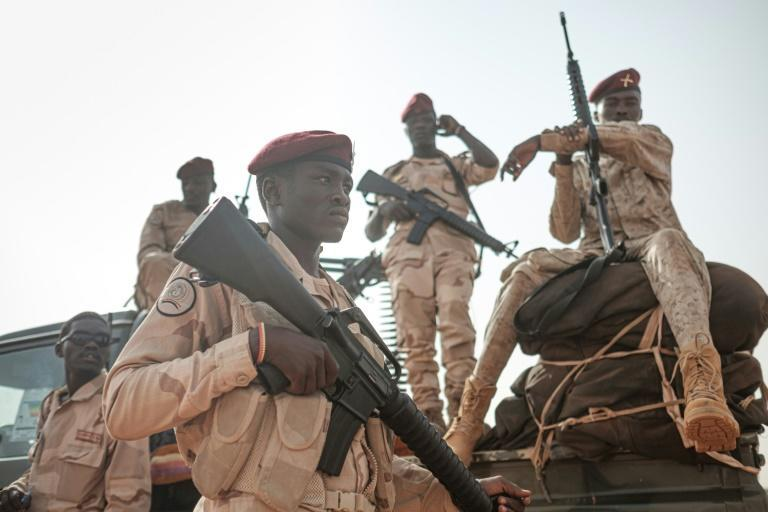 The Rapid Support Forces (RSF) were formed in 2013 to crush rebels fighting Omar al-Bashir's government
