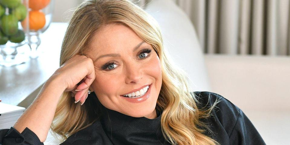Kelly Ripa Reveals Her Exact Skincare Routine for a Youthful Glow at 50