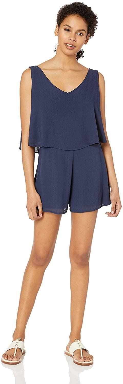 <p>This <span>Roxy Festi Face Flutter Sleeve Romper</span> ($49 - $78) is a great pick for casual beach days.</p>