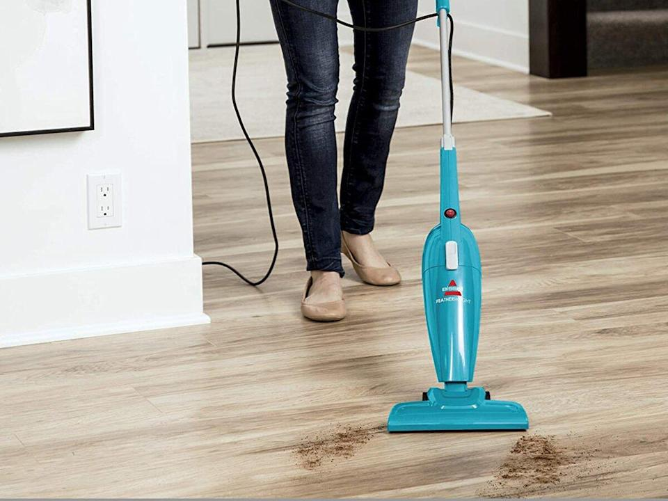 Bissell Featherweight Stick Lightweight Bagless Vacuum With Crevice Tool