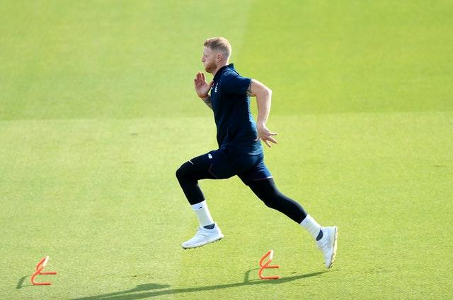 England players like Ben Stokes will be back in solo sessions from next week.