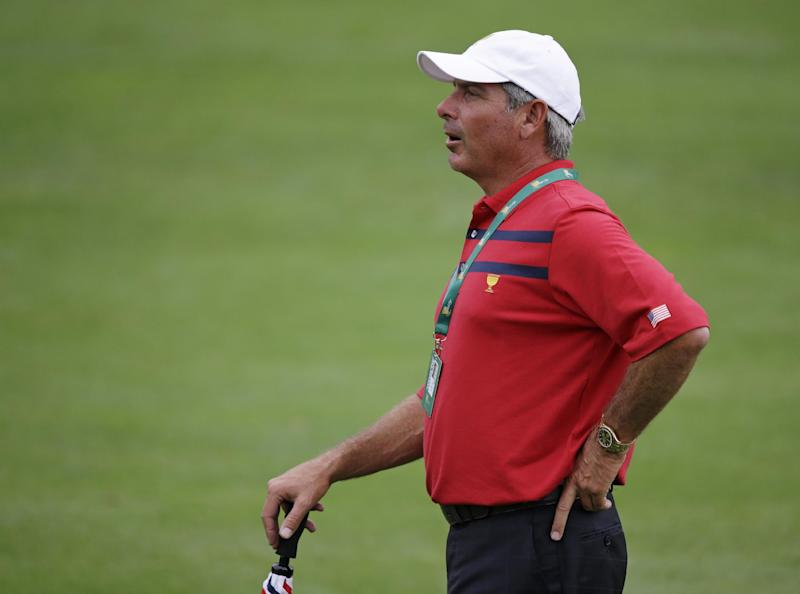 Fred Couples back in swing in San Antonio
