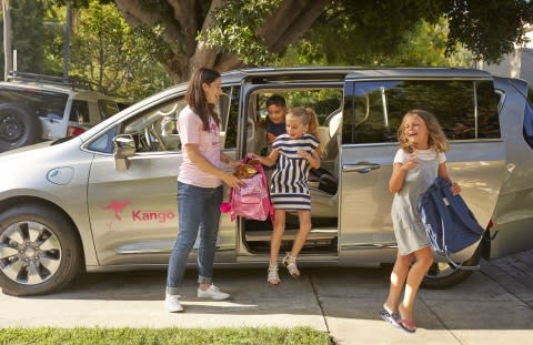 Kango Announces $3.6 Million Series A Funding Led by National Express LLC.