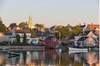 """<p>While Portsmouth isn't a true """"small town,"""" it signals the beginning of the best antiquing you'll find — New Hampshire's """"Antiques Alley."""" Made up of a handful of small towns, you could spend weeks (and thousands of dollars) <a href=""""http://www.nhantiquealley.com/"""" rel=""""nofollow noopener"""" target=""""_blank"""" data-ylk=""""slk:visiting the 500 shops on the route"""" class=""""link rapid-noclick-resp"""">visiting the 500 shops on the route</a>.</p>"""