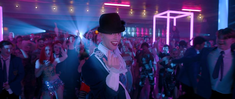 EVERYBODY'S TALKING ABOUT JAMIE - (Pictured) Max Harwood as Jamie New. (20th Century Studios)