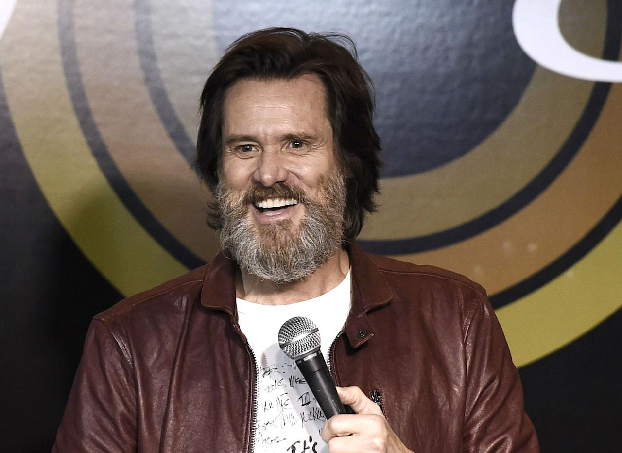 <p>Carrey wasn't just being considered for the role – he was offered it, but had to turn it down because it clashed with the scheduling of 'Bruce Almighty'. (It wasn't the only time he Depp were up for the same role; Carrey was also considered for Edward Scissorhands). </p>