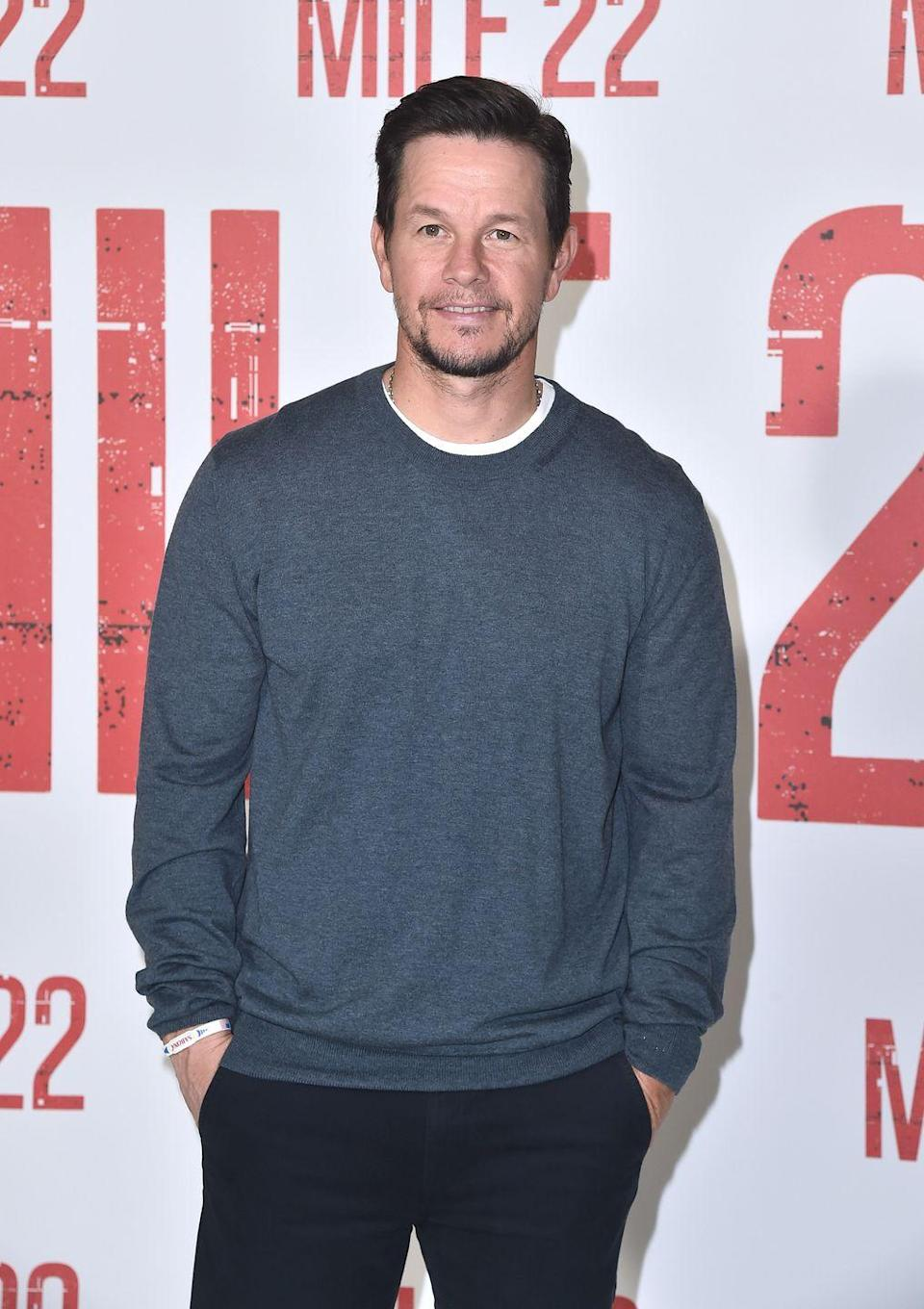 """<p>For the actor/entrepreneur, fitness isn't just about muscle mass—it's about <em>functional</em> strength. """"When we're training together, my philosophy comes from...focusing on staying healthy and moving well,"""" Wahlberg's personal trainer Brian Nyugen told <em><a href=""""https://www.menshealth.com/fitness/a22698984/mark-wahlberg-workout-mile-22/"""" rel=""""nofollow noopener"""" target=""""_blank"""" data-ylk=""""slk:Men's Health"""" class=""""link rapid-noclick-resp"""">Men's Health</a></em>. """"That's been my job, getting him to moving better to address how he wants to train as an athlete.""""</p><p><a class=""""link rapid-noclick-resp"""" href=""""https://www.youtube.com/watch?v=8gal9HL31pg&t=8s"""" rel=""""nofollow noopener"""" target=""""_blank"""" data-ylk=""""slk:Watch here"""">Watch here</a></p>"""