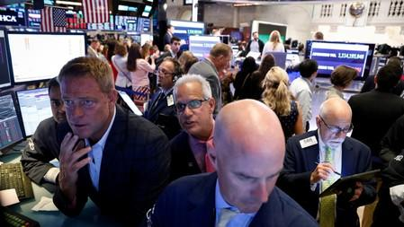 Stocks, oil tumble as Trump escalates trade war with China