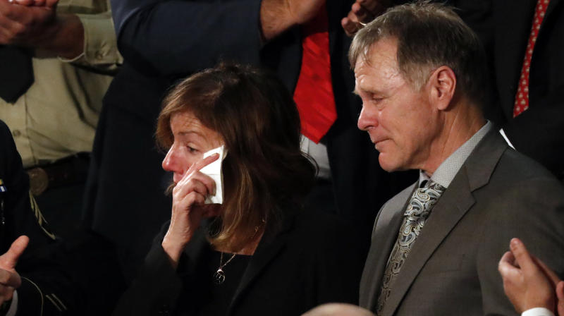 Father Of Otto Warmbier Will Attend Winter Olympics In South Korea: Report