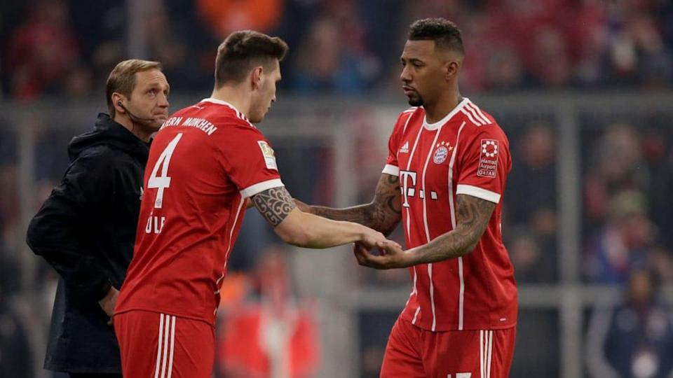 Niklas Sule e Jerome Boateng | Soccrates Images/Getty Images