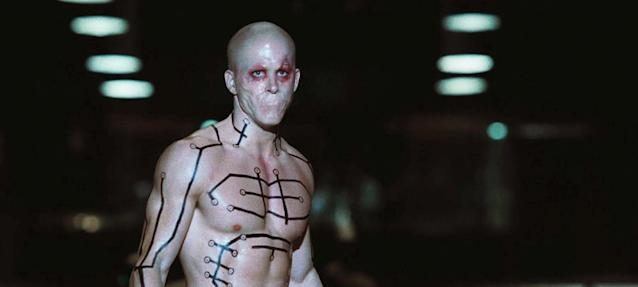 Reynolds's Deadpool as he appears in <i>X-Men Origins: Wolverine.</i> (Photo: 20th Century Fox)