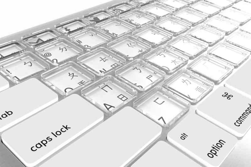 Apple reportedly in talks to buy dynamic e-ink keyboard company Sonder