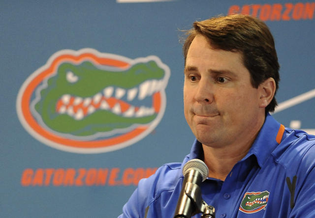Will Muschamp lets suspended Gators off the hook after 'terminated' game