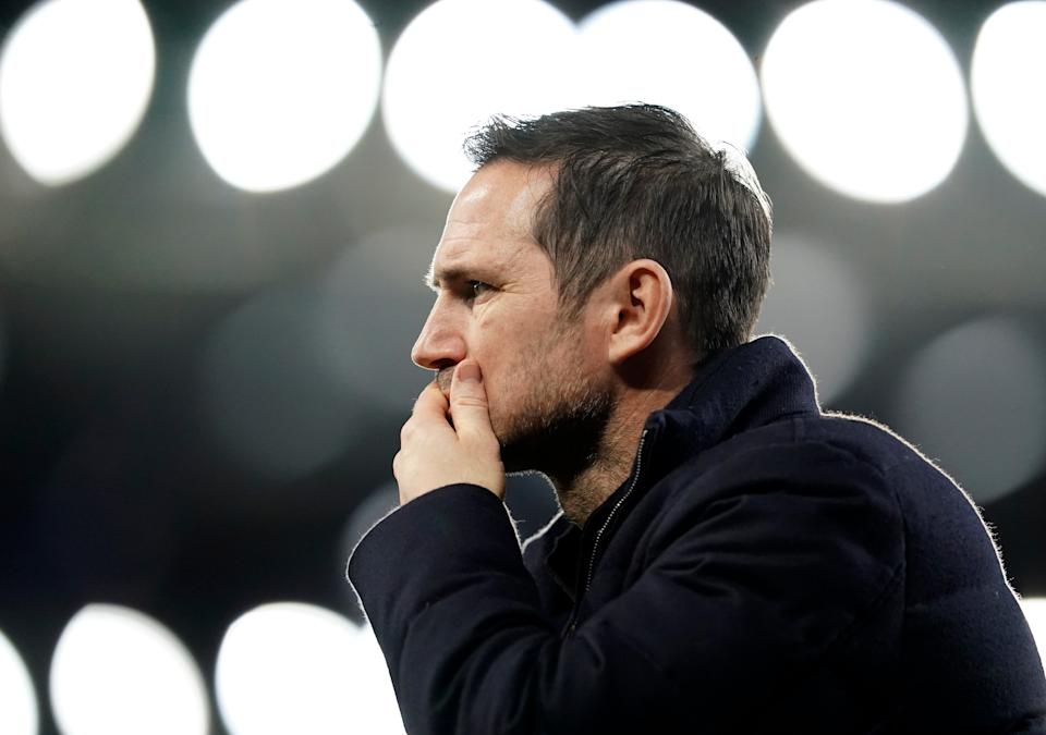 Frank Lampard has been sacked by Chelsea (AP)