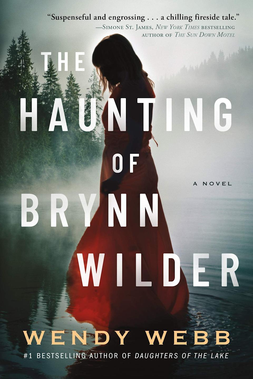<p>If you love mysteries with a hint of supernatural happenings, then prepare to lose yourself in Wendy Webb's lusciously written <span><strong>The Haunting of Brynn Wilder</strong></span>. A loss prompts Brynn to spend her summer in a boardinghouse full of strange characters, but her relaxing getaway quickly turns into an eerie journey of love as she becomes drawn to a tattooed man who seems to be followed by death wherever he goes. </p> <p><em>Out Nov. 1</em></p>